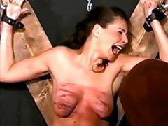 Extreme breast torture