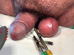 Cock extreme edgeplay